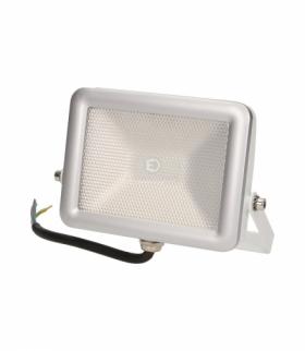 Naświetlacz SLIM LED 10W, IP65, srebrny