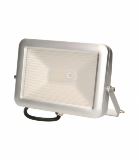 Naświetlacz SLIM LED 30W, IP65, srebrny