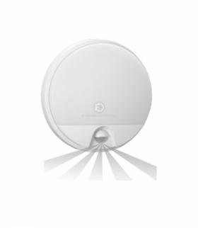AGAT LED, oprawa ogrodowa z czujnikiem ruchu, 140st, 10W, 850lm, 4000K, IP54 Orno OR-OP-6111WLPMR4