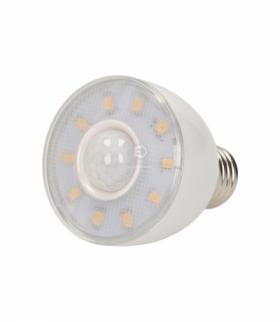 Lampa z diodami LED RICU 5W z czujnikiem ruchu
