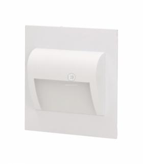 Oprawa schodowa LED DRACO biała barwa zimna Orno OR-OS-1529L6/W