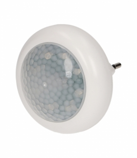 Lampka nocna LED z czujnikiem ruchu, 120st, 8xLED