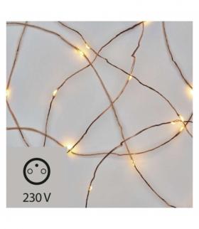Ozdoby świąteczne 100 LED łezki 10m WW EMOS ZY1426