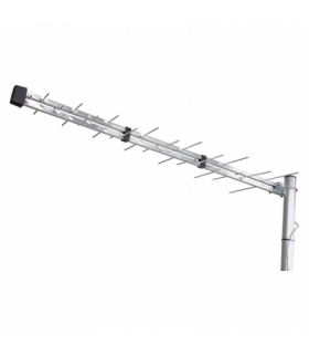 Antena zewnętrzna EM-2845, 0–200 km DVB-T2 / filtr LTE/ 4G EMOS J0669