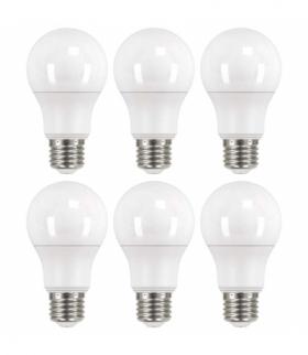 Żarówka LED Classic A60 9W E27 neutralna biel 6PK EMOS ZQ5141.6