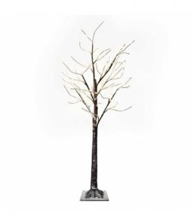 Dekoracje - 192 micro LED, drzewko 120 cm IP44, WW, timer EMOS ZY2254