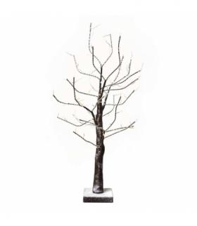 Dekoracje - 96 micro LED, drzewko 60cm 3× AA IP20, WW, timer EMOS ZY2253
