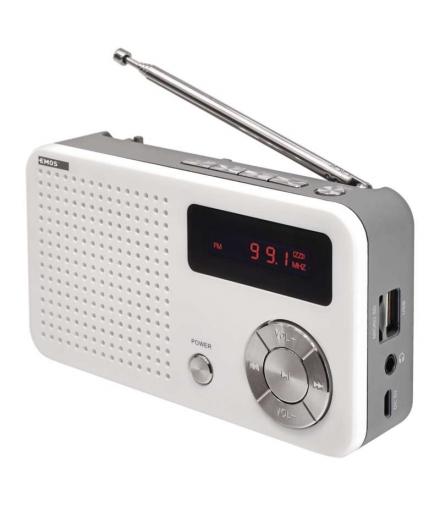 Radio EMOS z MP3 EM-213 EMOS E0086