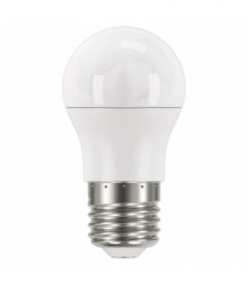 Żarówka LED mini globe 8W E27 ciepła biel EMOS ZQ1130