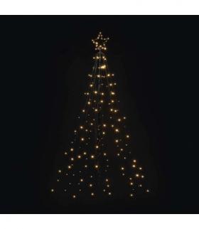 Dekoracja ogrodowa - 180 LED choinka 180 cm IP44 WW, timer EMOS ZY2259