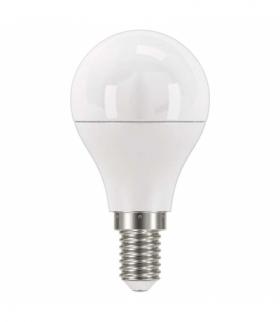 Żarówka LED mini globe 8W E14 ciepła biel EMOS ZQ1230