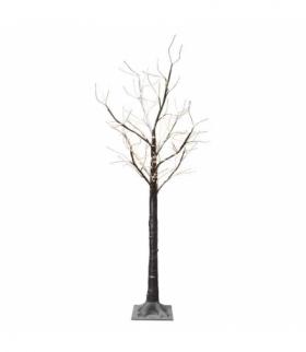 Dekoracje - 384 micro LED, drzewko 180cm IP44, WW, timer EMOS ZY2255