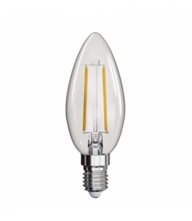 Żarówka LED Filament candle A++ 2W E14 ciepła biel EMOS Z74200