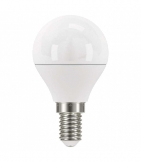 Żarówka LED Classic mini globe 6W E14 neutralna biel Ra 96 EMOS ZQ1224