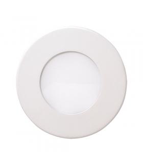 Oprawa dekoracyjna SMD LED CARMEN-6 HL687L WHITE 3000K IDEUS 02122