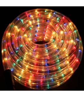 Wąż świetlny LED ROPELIGHT 2 LINE MULTIKOLOR IDEUS 03115