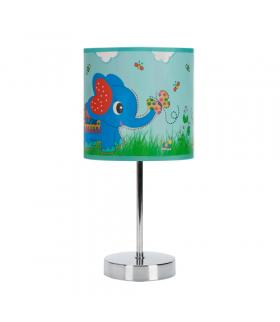 Lampka stołowa NUKA E14 BLUE IDEUS 03649