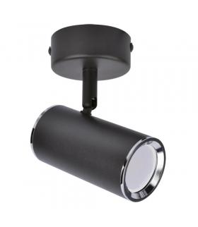 Oprawa ścienno-sufitowa MEGAN SPT GU10 BLACK IDEUS 03656