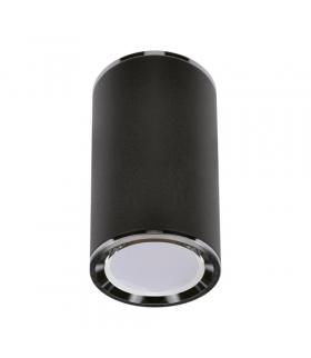 Oprawa sufitowa MEGAN DWL GU10 BLACK IDEUS 03658