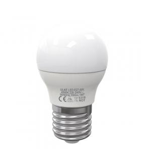 Lampa z diodami SMD LED ULKE LED E27 4W 4500K IDEUS 03665