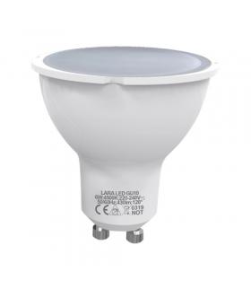 Lampa z diodami SMD LED LARA LED GU10 6W 4500K IDEUS 03668