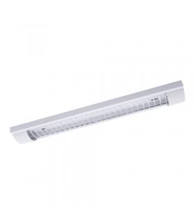 Oświetleniowa oprawa liniowa POGO LED 2x18W GRILL IDEUS 03684