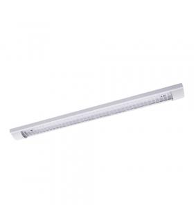 Oświetleniowa oprawa liniowa POGO LED 2x36W GRILL IDEUS 03685