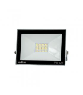 Naświetlacz SMD LED KROMA LED 30W GREY 6500K IDEUS 03702