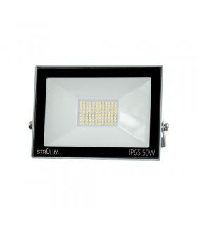 Naświetlacz SMD LED KROMA LED 50W GREY 6500K IDEUS 03703