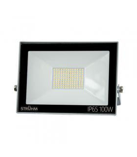 Naświetlacz SMD LED KROMA LED 100W GREY 6500K IDEUS 03704