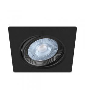 Sufitowa oprawa punktowa SMD LED MONI LED D 5W 3000K BLACK IDEUS 03710
