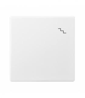 ARIA K-3U/00 Klawisz łącznika schodowego Biały