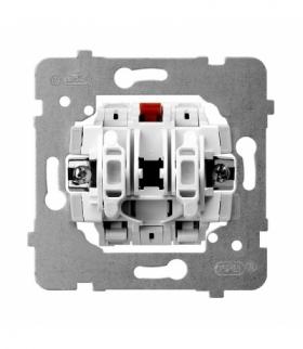 ARIA M1ŁP-3/B Mechanizm łącznika schodowego Biały