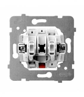 ARIA M1ŁP-7/B Mechanizm łącznika żaluzjowego Biały