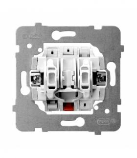 ARIA M1ŁP-7B/B Mechanizm łącznika żaluzjowego z blokadą mechaniczną Biały
