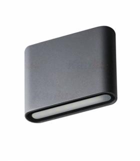 Oprawa elewacyjna GARTO LED grafitowy Kanlux 29270