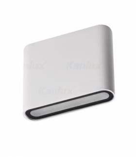 Oprawa elewacyjna GARTO LED biały Kanlux 29271