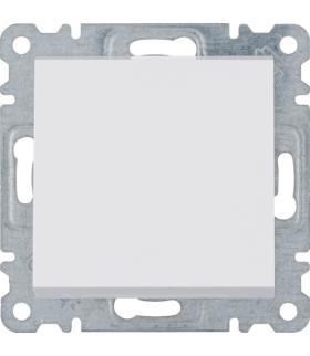 lumina Łącznik uniwersalny/schodowy, biały Hager WL0020