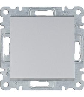 lumina Łącznik uniwersalny/schodowy, srebrny Hager WL0022