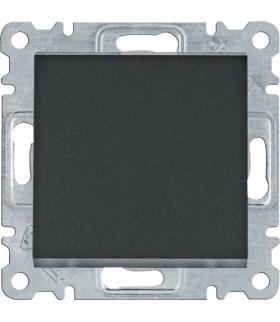lumina Łącznik uniwersalny/schodowy, czarny Hager WL0023