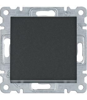 lumina Łącznik krzyżowy, czarny Hager WL0033