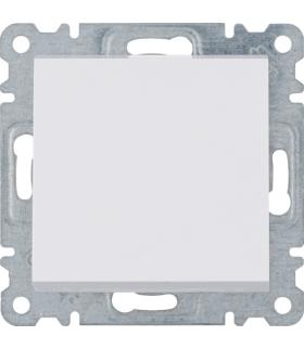 lumina Łącznik 2-biegunowy, biały Hager WL0060