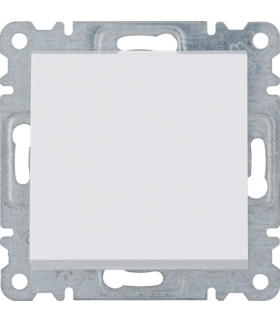 lumina Łącznik zwierny 1-biegunowy, biały Hager WL0110