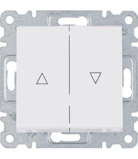 lumina Łącznik żaluzjowy bistabilny, biały Hager WL0310