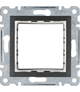 lumina Zestaw montażowy do modułów 45 x 45 mm systo, czarny Hager WL2513