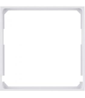 lumina Pierścień adaptacyjny do płytek czołowych, biały Hager WL5310