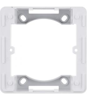 lumina soul Adapter natynkowy, moduł podstawowy, biały Hager WL5410