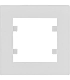 lumina intense Ramka 1-krotna, biały Hager WL5510
