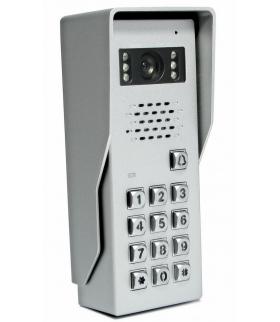 Stacja bramowa jednoabonentowa S50D z zamkiem szyfrowym