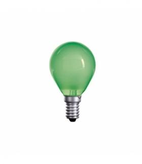 KULISTA E-14 15W GREEN SPECTRUM WOJ+10964